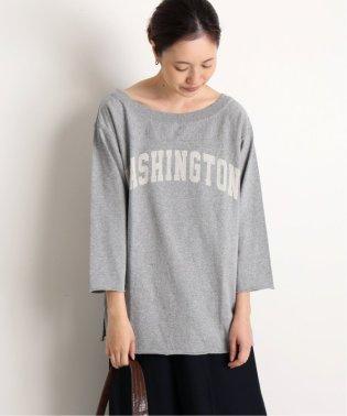 WASHINGTON フットボールTシャツ◆