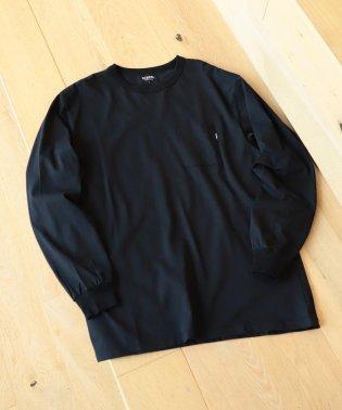 SCHOOL / ポケット ロングスリーブ Tシャツ