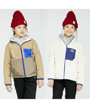 ひっくりキャンプジャケット(120~160cm)