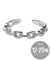 バラエティデザインリング/指輪 メンズ リング シルバー925