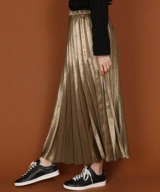 SCOTCLUB(スコットクラブ) グロッシープリーツスカート