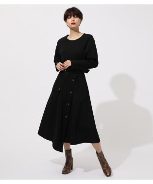 TRENCH DOCKING ONEPIECE