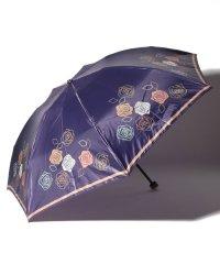 LANVIN COLLECTION(ランバン コレクション)折りたたみ傘 【ローズリボン】