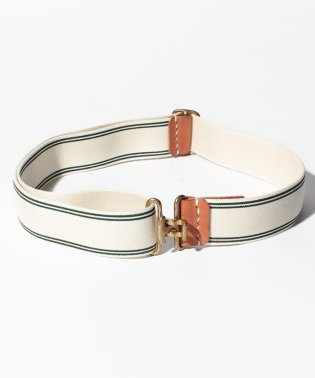 【SHIPS for women】F.H.U.T.T:ELASTIC LINE BELT