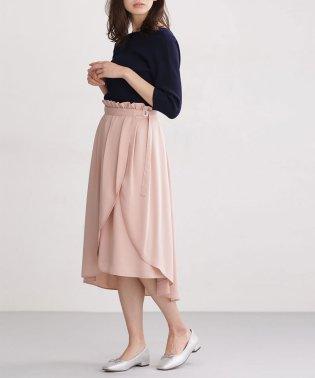 FO3WAYラップスカート