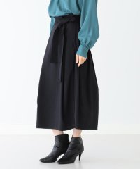 Demi-Luxe BEAMS / タックコクーンスカート