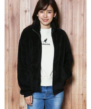 カンゴール/KANGOL 両面ボアスタンドジャケット