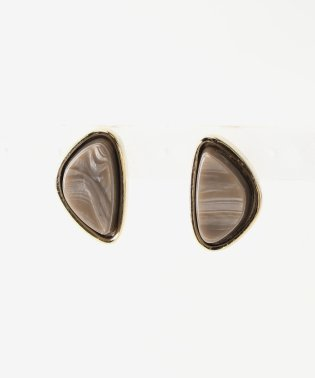 Plate Parts Earring