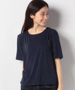 落ち感Tシャツ(ポケット付)