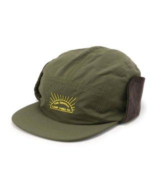 POLeR OUTDOOR STUFF/ポーラーアウトドアスタッフ RISINGSUNNYLON 5PANEL CAP キャップ