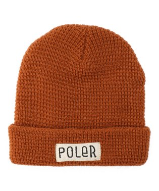 POLeR OUTDOOR STUFF/ポーラーアウトドアスタッフ WORKERMAN BEANIE