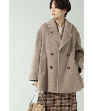 オーバージャケットコート