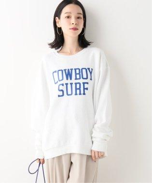 【RXMANCE/ロマンス】COWBOY SURF Inside-outSweatshirt:スウェット
