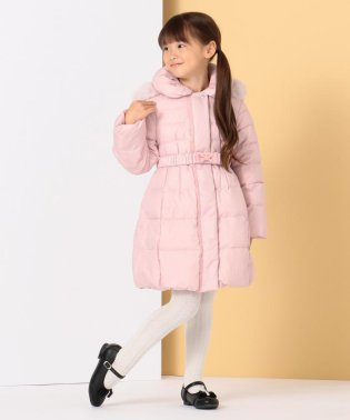 【ひなちゃん着用/110~140cm】ロングダウンコート