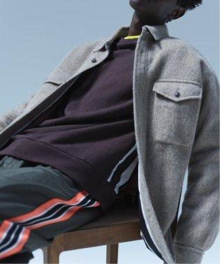【textile design by NOMA.t.d.】シャギー CPOシャツジャケット
