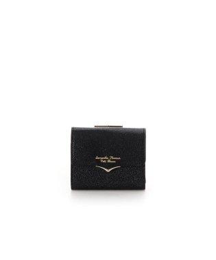 シンプルバー 折財布