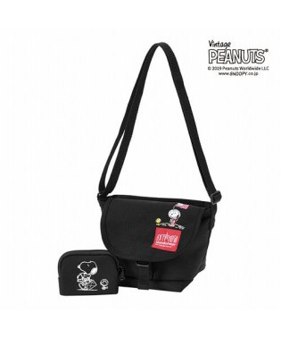 Manhattan Portage × PEANUTS Mini Nylon Messenger Bag