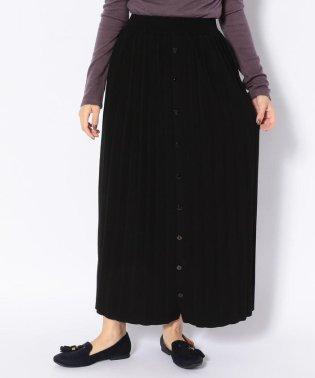 Maglia Plus / マリア プラス/プリーツマキシスカート