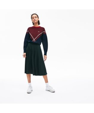 フランネルプリーツスカート