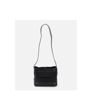 SQUARE WIDE SHOULDER BAG
