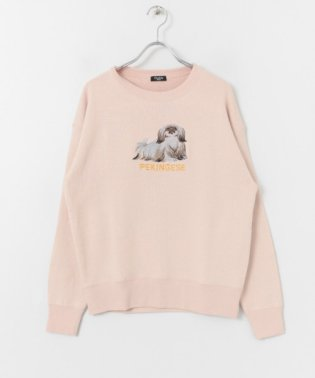 marble sud EMBペキニーズ Sweat Long-sleeve