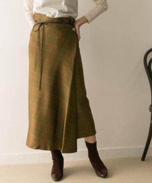 muller of yoshiokubo Wrap skirtCasa
