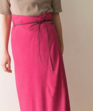 muller of yoshiokubo Wrap skirt satelite