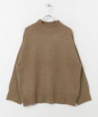 アンゴラハイネックセーター