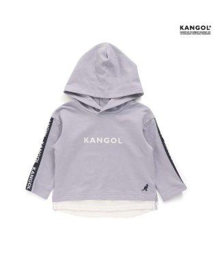 KANGOL(カンゴール) レイヤードパーカー