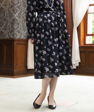 ◆◆プチフラワージャカードスカート