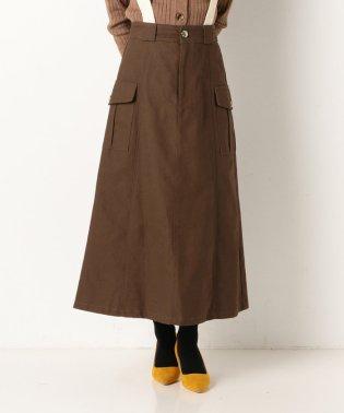 A-サスペンダーカーゴスカート