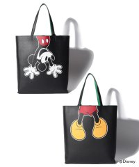 【Disney(ディズニー)コラボ】ミッキーマウスモチーフトートバッグ