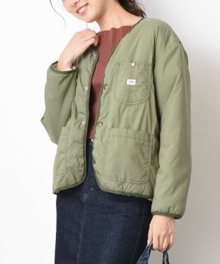 【Lee】REVERSIBLE BOA BLOUSON