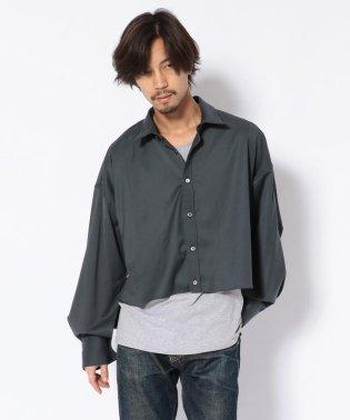 Toironier/トワロニエ/short shirts/ショートシャツ
