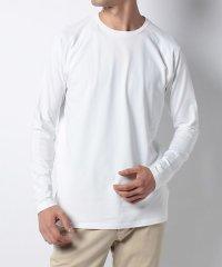 スポーツオーソリティ/メンズ/裏起毛クルーネックシャツ