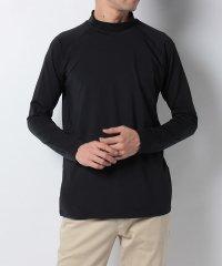 スポーツオーソリティ/メンズ/裏起毛ハイネックシャツ
