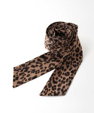 SLOBE レオパードスカーフ