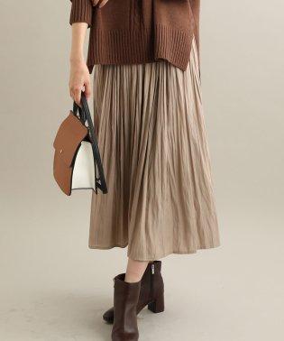 【追加生産】マットサテンロングスカート
