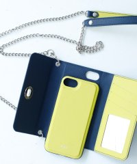 〈Kajsa/カイサ〉3フォールドウォレットケース iPhone 6/7/8/X/XS Case