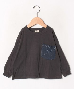 オーバーサイズ長袖Tシャツ