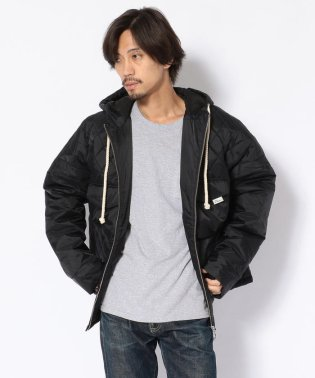 DROLE DE MONSIEUR/ドロールドムッシュ/Quilt Patch Pocket Short Coat/キルトパッチポケットショートコート