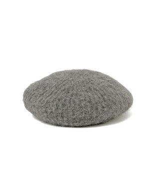 KIJIMA TAKAYUKI / アンゴラ ニットベレー帽