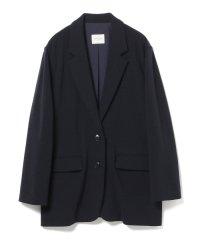 Demi-Luxe BEAMS / ミラノリブ オーバージャケット