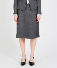 【XSサイズ~】【セットアップ対応】【美Skirt】ストレッチポンチスカート