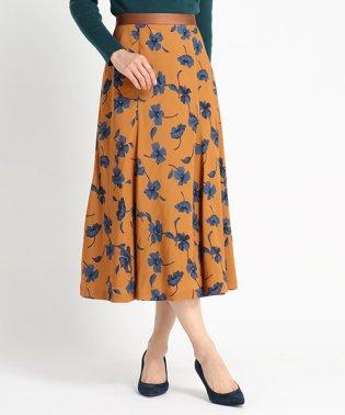 ペタルフルール フレアスカート