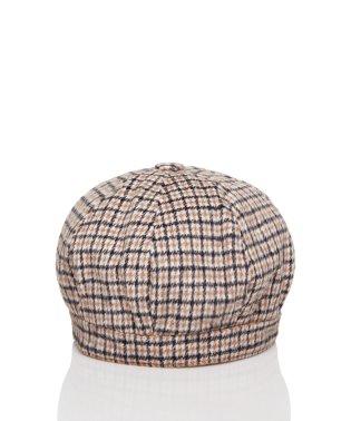 千鳥チェック帽