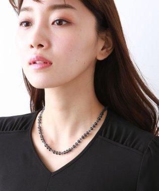 ◆◆カットガラスネックレス ショート