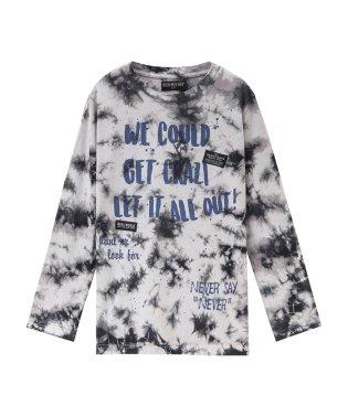 RICH MIX リッチミックス ボーイズ タイダイTシャツ 362573041A