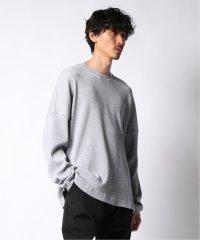 PANNILL/パニール USA FAT サーマル Tシャツ