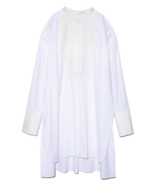 グランパロングシャツ